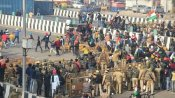 গান্ধীজির মৃত্যু দিবসে কৃষক আন্দোলনে নতুন জোয়ার, গাজিপুর সীমান্তে বন্ধ ইন্টারনেট, উত্তেজনা দিল্লি সীমান্তে