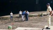 অভিযুক্ত সচিন বেজের উপস্থিতিতে এনআইএর নদী থেকে উদ্ধার ল্যাপটপ সহ ইলেকট্রনিক্স প্রমাণ