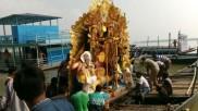 ইচ্ছামতীর বুকে ম্লান হওয়া বিসর্জনের সুর ফিরে পেতে নয়া উদ্যোগ তৃণমূল সরকারের