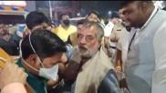 খাস কলকাতায় শুভেন্দু ওপর হামলার চেষ্টা, আহত এক বিজেপি নেতা হাসপাতালে