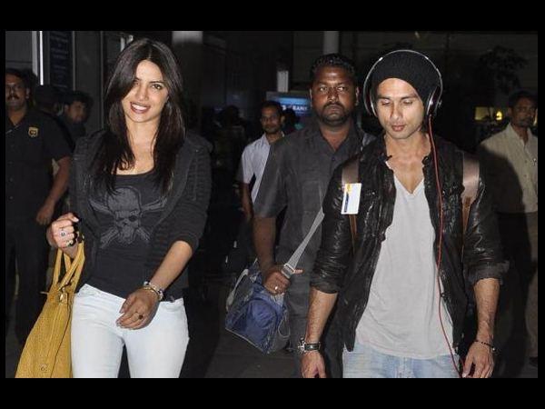 Who is priyanka chopra dating presently