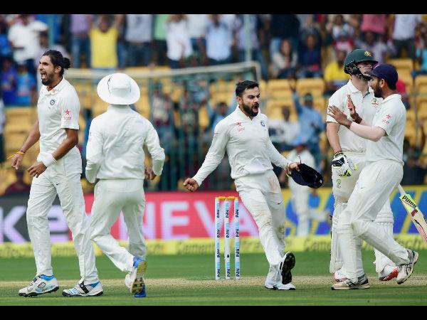 এই মরশুমে টেস্ট দল হিসাবে এক অনন্য রেকর্ড গড়ল 'টিম ইন্ডিয়া'