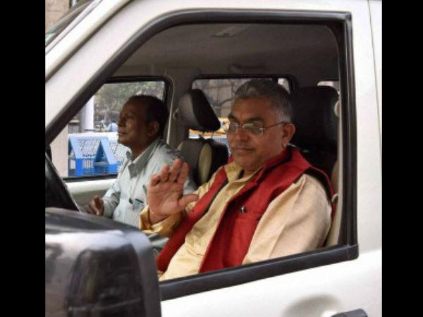 পূজালিতে বিজেপি-র জয়ী প্রার্থী দলবদলে তৃণমূলে, দিলীপের হুঁশিয়ার দিন বদলাবে, সেদিন হবে ভয়ঙ্কর'