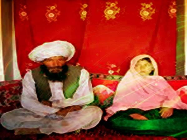 দাদুর বয়সী বৃদ্ধের সঙ্গে ১৬ বছরের নাবালিকার বিয়ে ,হায়দরাবাদের ঘটনা এখন ভাইরাল ইন্টারনেটে