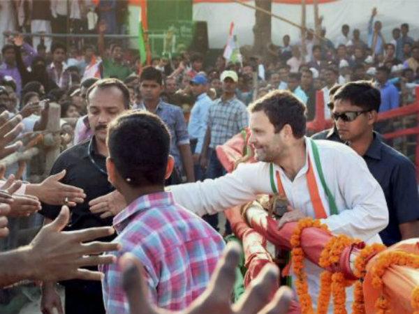 গুজরাতে গরুর গাড়িতে রোড শো রাহুল গান্ধীর, আর কী কী করবেন তিনি