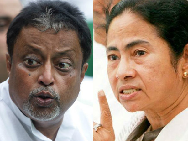 Tmc Mp Mukul Roy May Announce His Final Decision Left The Party On Monday