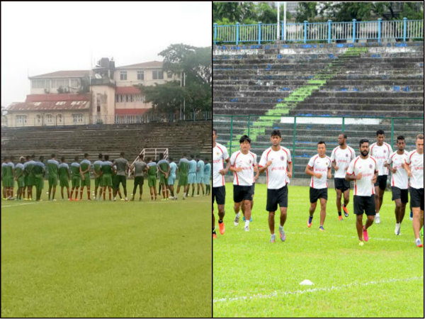 Mohun Bagan East Bengal Is Gearing Up Sunday S Kolkata League Derby