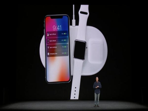 Apple Unveils Iphone 8 Iphone 8 Plus Smartphones