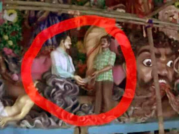 অসুর এখানে জাল চিকিৎসক, বোধনের আগেই ঘোর বিতর্কে মহম্মদ আলি পার্ক