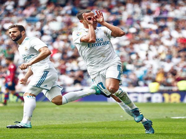 Real Madrid Settels With Draw Against Levante La Liga