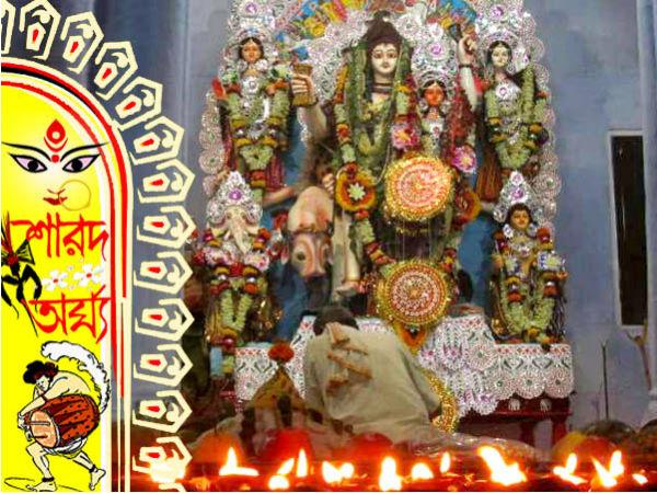 বরাহনগরের দত্ত বাড়ির পুজো ২০০ পেরিয়েও,  সাবেকিয়ানার ছোঁওয়ায় আজও প্রাণবন্ত