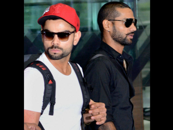 Sikhar Dhawan Is Figthing With Time Waiting India Team Return