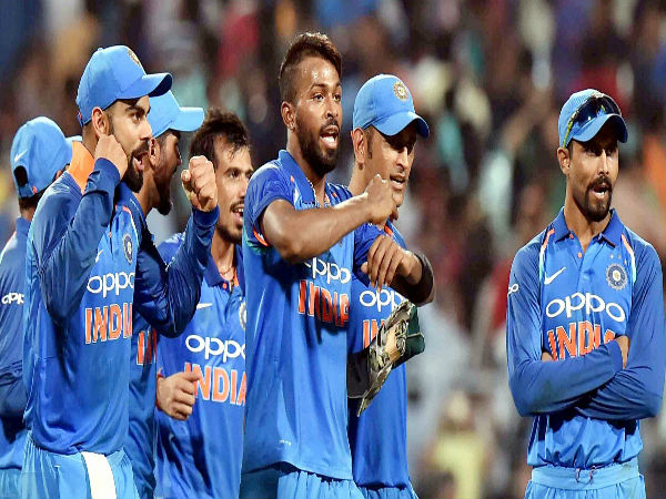 Team India Reaches No 1 Spot Icc Oneday Ranking After Crushi