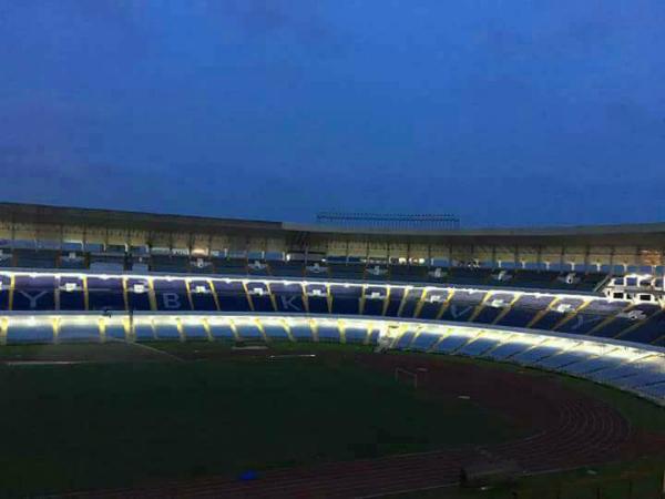 Mamata Banerjee Opens Yubabharati Stadium
