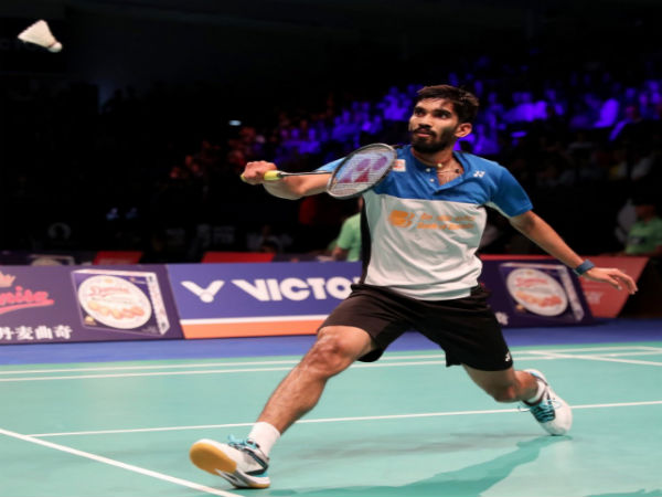 Kidambi Srikanth Clinches Win Against World Champion