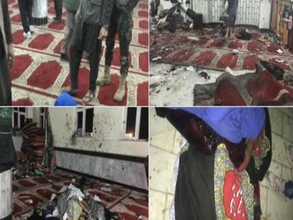 আফগানিস্তানে ২টি মসজিদে আত্মঘাতী বিস্ফোরণ, মৃত কমপক্ষে ৬৫