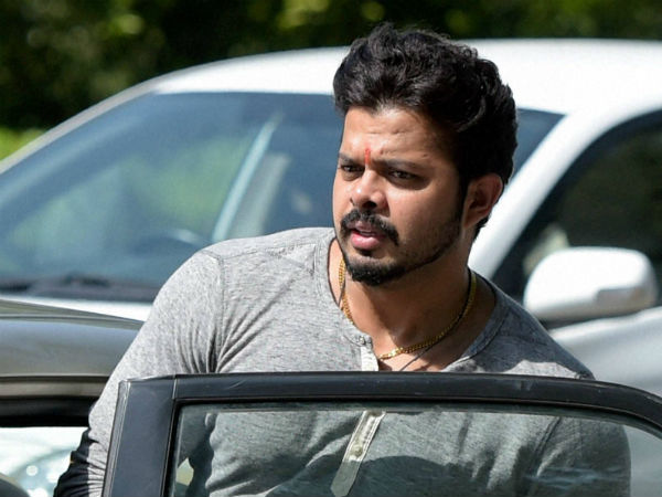 Sreesanth Threats He Will Be Leaving Country Playing Cricket