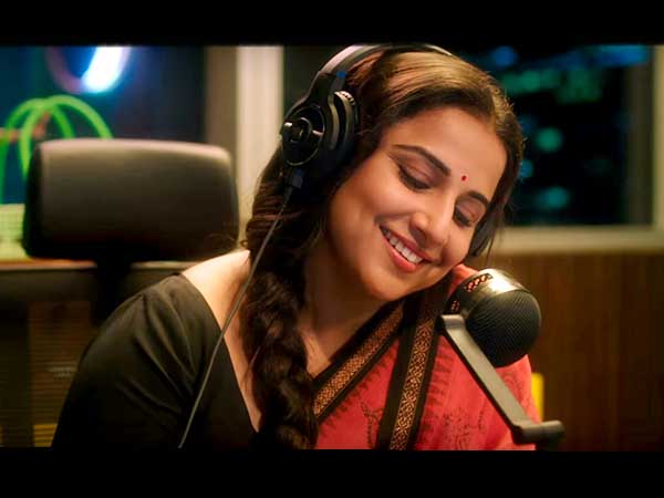 Vidya Balan Has Done It Again With Her New Film Tumhari Sulu
