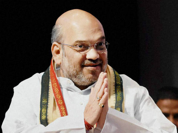 Bjp President Amit Shah Is Coming Kolkata Target Panchayat Election