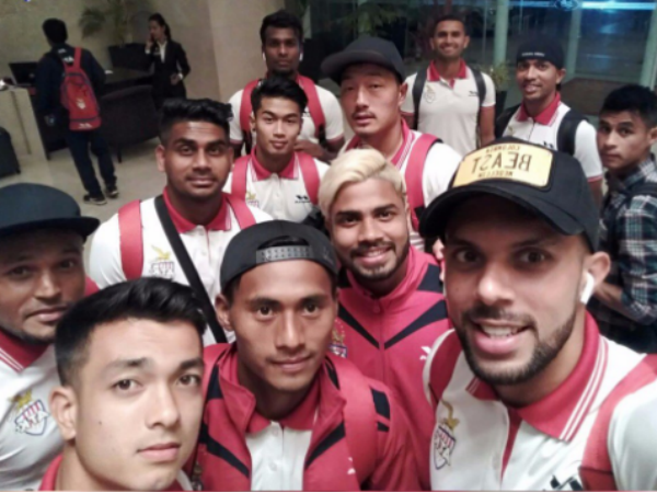 Atk Is Focused Start This Year S Isl Capmpaign With Winning Note