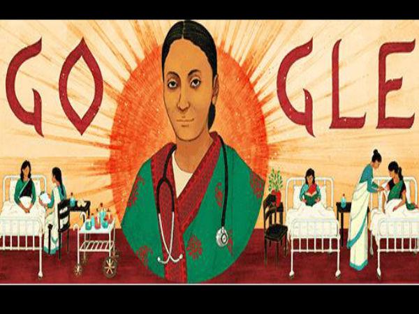 গুগল ডুডল-এর শ্রদ্ধার্ঘ ভারতের প্রথম মহিলা চিকিৎসক রুখমাবাঈকে, চিনে নিন এই মহীয়সী নারীকে