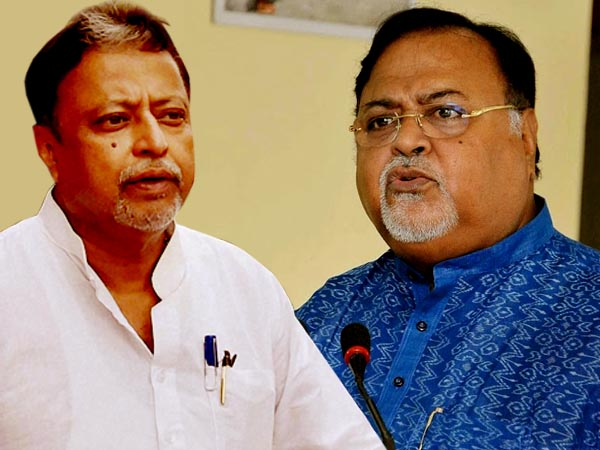 Partha Chatterjee Mukul Roy Show That They Are Same Civility Politics