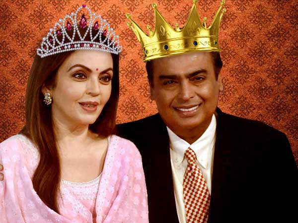 Ambanis Top Forbes List Asia S Richest Families With Net Worth Of 44 8 Bn Usd