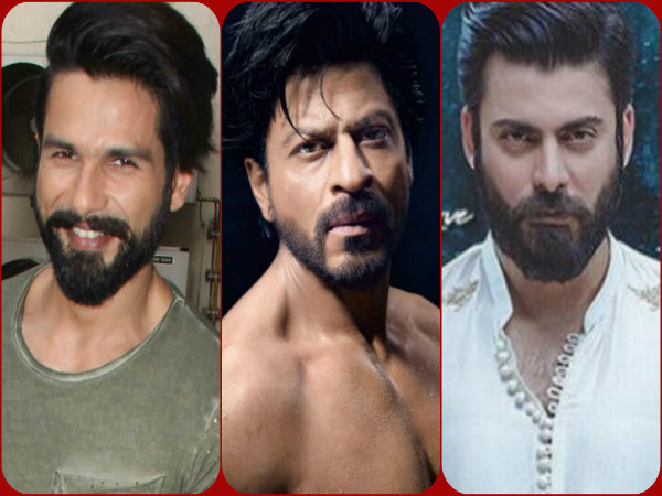 Bollywood Actors With Attractive Beards