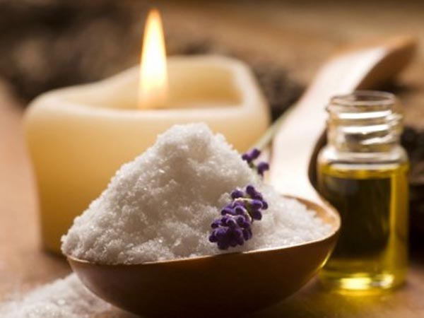 Pinch Sea Salt Your House Helps Fight Depression Brings Prosperity At Home