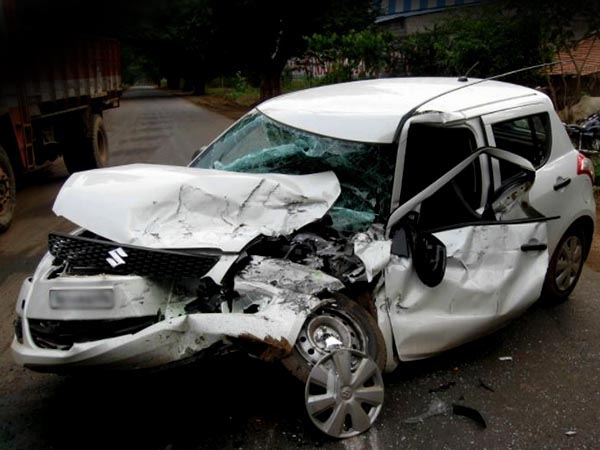 Two Died A Accident A App Based Cab Belgharia