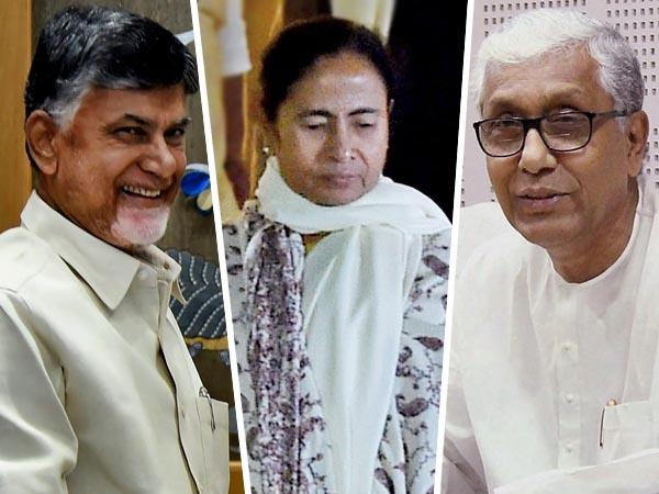 Chandrababu Naidu Is Richest Cm Manik Sarkar Poorest See Where Mamata Banerjee Adr List