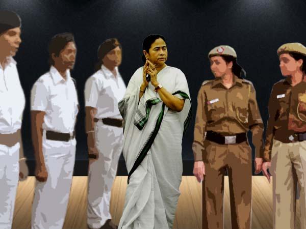মুখ্যমন্ত্রীর নিরাপত্তায় গড়া হচ্ছে 'চক্রব্যুহ', 'ফসকা গেরো' ঢাকতে নয়া ব্যবস্থা প্রশাসনের
