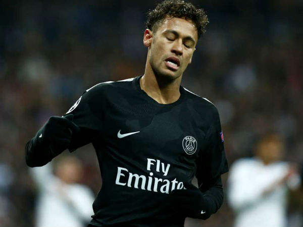 Critics Slam Neymar After His Poor Show Champions League Match