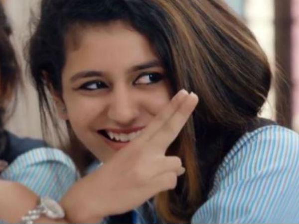 Priya Prakash Varrier Director Omar Lulu Files Plea Supreme Court Over Viral Wink Song Row
