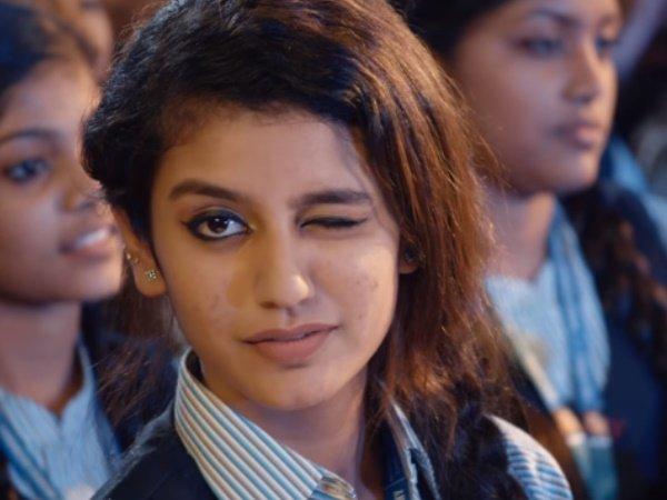 Priya Prakash Varrier Reveals Her Next Plan