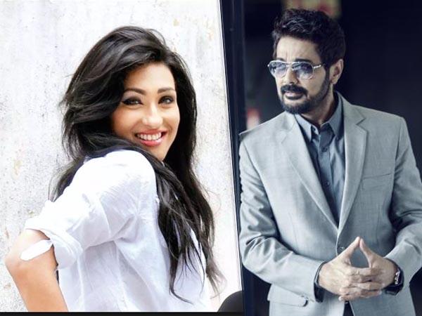 Rituparna Sengupta Prasenjit Together Film Drishikon Fisrtlook Released