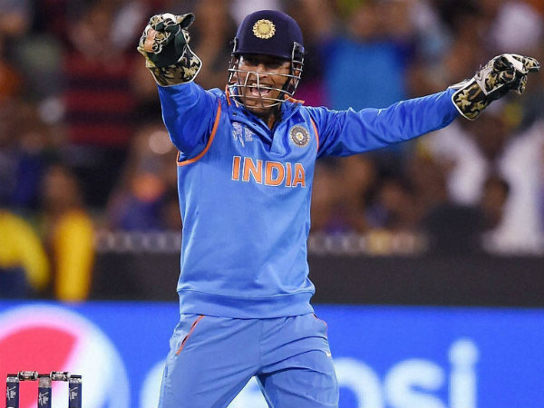 Ms Dhoni Makes New T20 World Record Vs South Africa