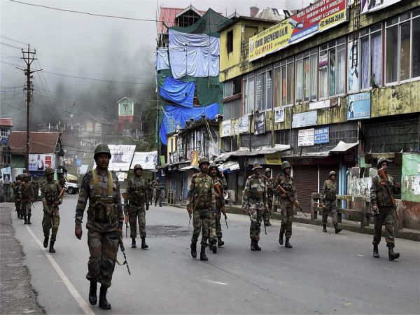 Supreme Court Allows Centre Withdraw Remaining Central Force From Darjeeling