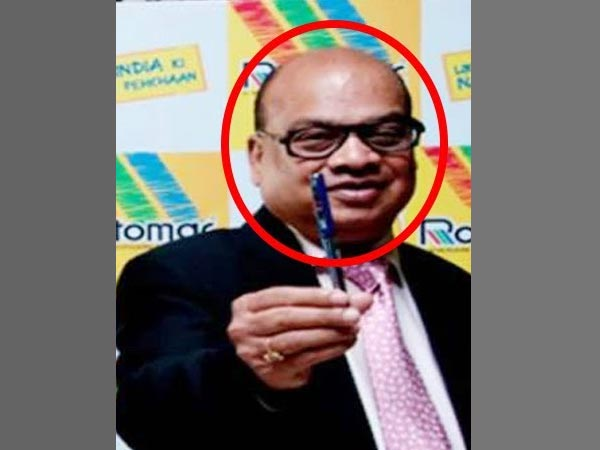 He Is Ery Much Kanpur With His Family Says Loan Defaulter Chairman Rotomac Vikram Kothari