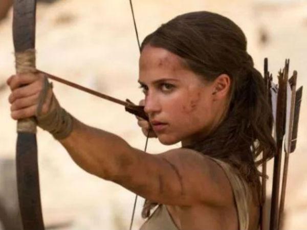 Movie Review Hollywood Film Tomb Raider Bengali