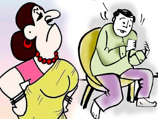 Bengali Funny Joke On Fatty Wife
