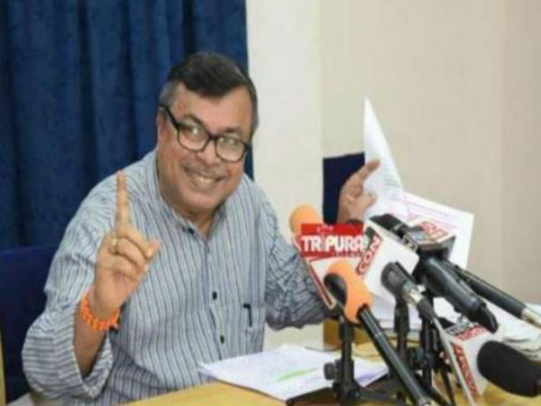 Tripura Education Minister Seeks Relaxation Ncte Rules