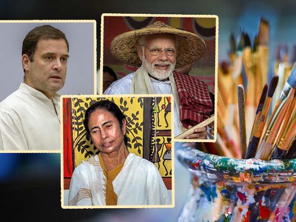 Know The Hobbies Politicians Like Modi Rahul Mamata Others