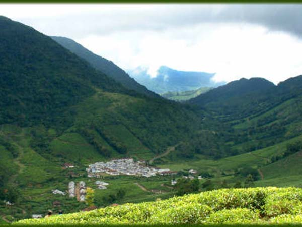 Tamilnadu S Meghamalai Is Oe The Best Tourist Destination
