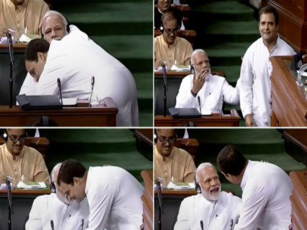 Amul Questions Hugs The Parliament