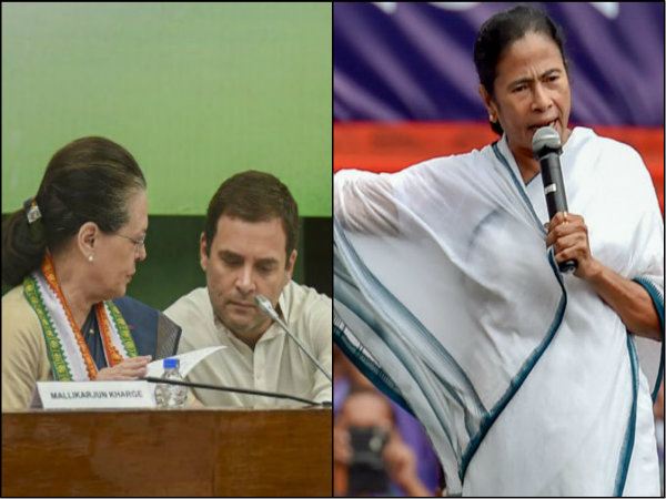 Sonia Gandhi Demands Congress Is Face Opponent Unity After Mamata S Calling