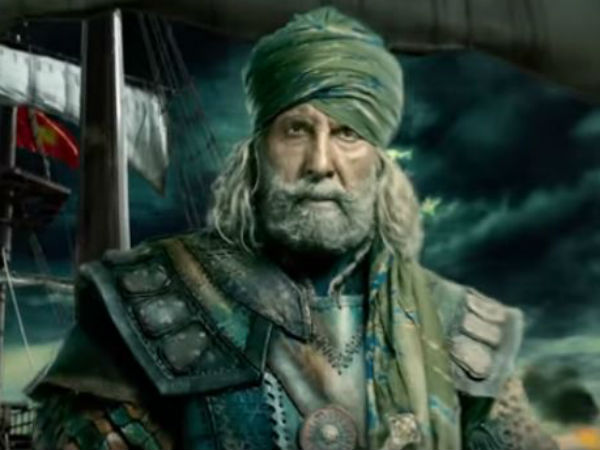 Amitabh Bachchan S First Look Revealed Get Ready Meet Him A Khudabaksh