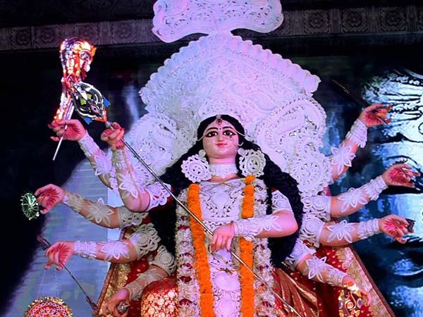 অশুভ শক্তির বিনাশের বার্তা নিয়ে বেহালার সবুজ সাথী ক্লাবের থিম 'কালীয় দমন'