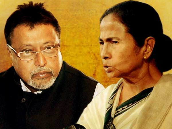 Bjp Leader Mukul Roy Takes On Cm Mamata Banerjee As Fascist