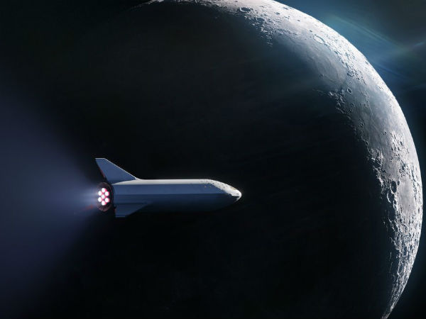 Spacex Announce Name First Tourist It S Sending Around The Moon